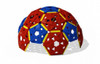 Mound Matrix Moutnain Climber is great for developing balance and gross motor skills.