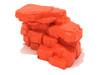 4 foot climber in Sunburnt Orange