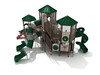 Kings Gate Max Playground Structure - Custom Colors Available