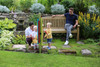 The Calypso Chimes Quarto Post is perfect for all ages!