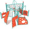 Bartlesville Playground Structure - Back