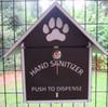 Dog-On-It Parks Hand Sanitizer Station