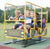 Infinity Playgrounds Rockin Time School Bus Spring Rider