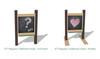 Single Magnetic Chalkboard