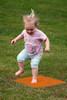 Stepping Stone Outdoor Instrument- Orange