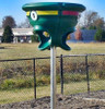 Match your Triple Toss to your existing play equipment- Green