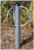 3 Loop Bike Rack