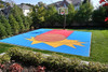 Dominator 30x30 Basketball Court