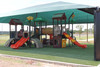 Route 66 Park - Edmond, OK.  For more project pictures and information go to our Project Portfolio Page.