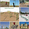 Sportsplay Nine-Station Fitness Course