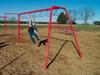 Overhead Swing Rung Bars
