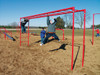 Horizontal Ladder (available Jr. Ladder or Challenge Ladder)