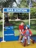 Infinity Playgrounds Trike Path Gas Station
