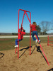 Sportsplay™ Pole Climber is perfect for any playground!