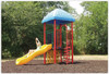 Sportsplay's Ray Jr. Play Structure