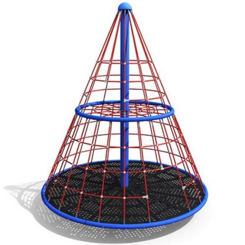 Dynamo Apollo Rotating Climber w/Floor Playground Spinner