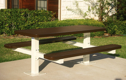 Double Pedestal Rectangular tables in 6' or 8'
