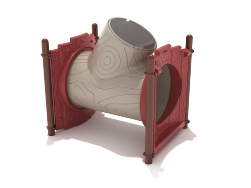 Skylight Trunk Playground Crawler