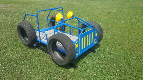Kids will love this Jeep Spring Rider