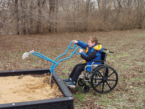 Inclusive access is all about access for people of all abilities.