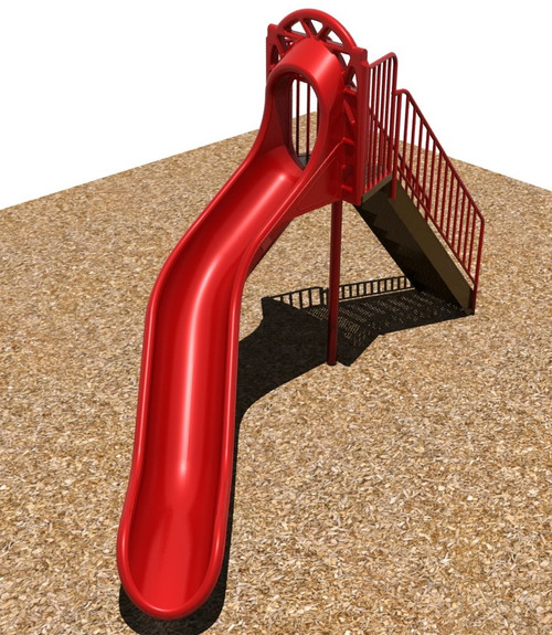 6' Section Slide