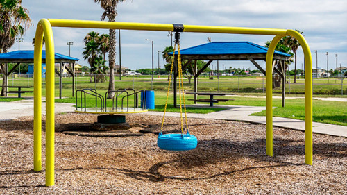 Perfect for any park or playground