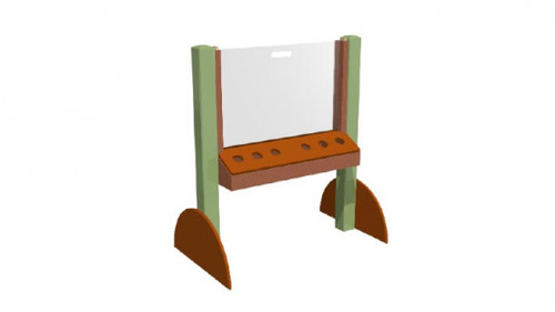 This Double-Sided Art Easel is great for kids that have a way to develop creative skills.