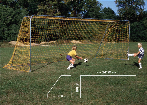 24' Junior Soccer Goal