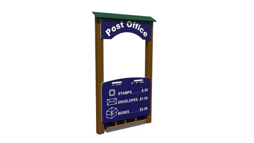 Post Office Stand