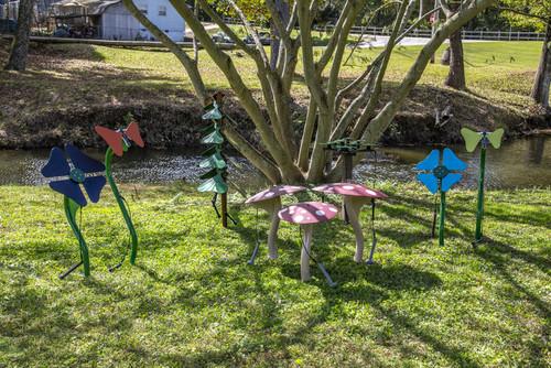 Freenotes Harmony Botanical Garden Outdoor Instrument Ensemble Collection