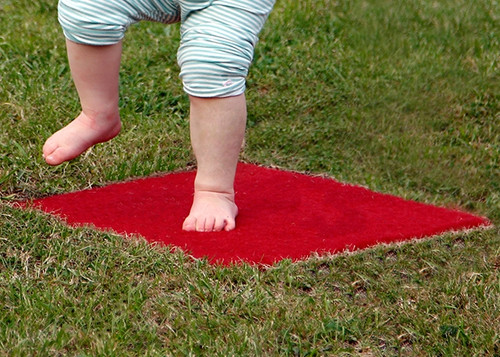 Stepping Stone Outdoor Instrument- Red