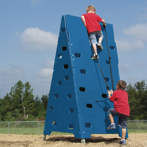 This climber improves hand-eye coordination skills and grip strength while providing tons of fun