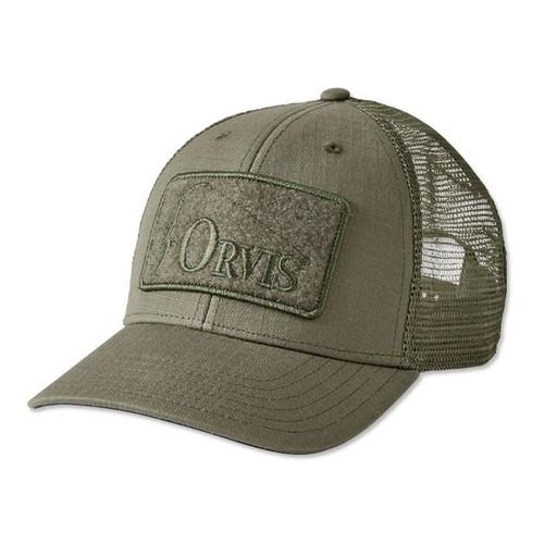 Orvis Ripstop Trucker Hat - Olive