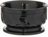 Pedestal Base Bowl, 9 oz., insulated, Turnbury®, onyx (48 each per case) (3300/11)