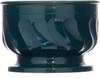 Pedestal Base Bowl, 9 oz., insulated, Turnbury®, Hunter green (48 each per case) (3300/36)