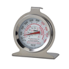 """Oven Thermometer, temperature range 40° to 500° F, 2"""" dia. dial face, HACCP, NSF"""