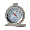 """Refrigerator/Freezer Thermometer, temperature range -20° to 70°F, 2"""" dia. dial face, hanging hook and standing panel (built-in), HACCP, NSF"""