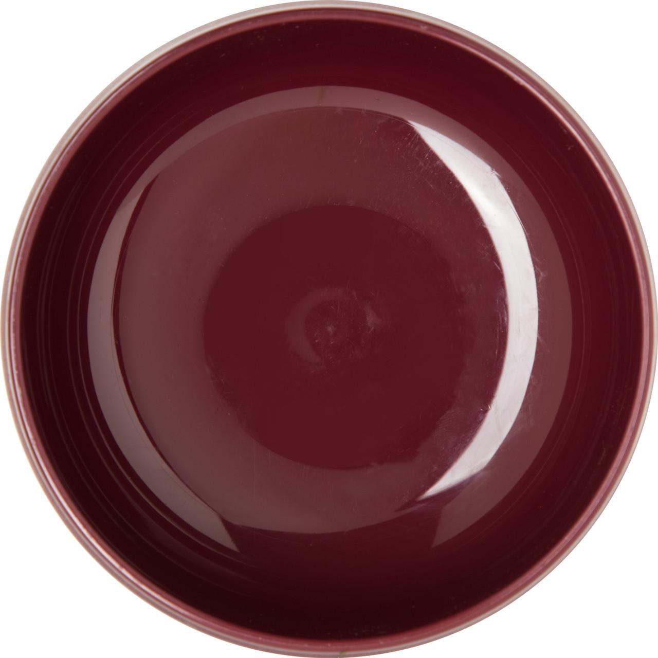 Stackable Bowl, 12 oz., Classic, cranberry (48 each per case) (1186/20HT)