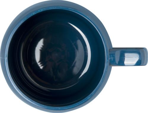 Classic Stackable Mug, 8 oz. polypropylene, insulated, Midnight blue (48 each per case) (1197/28HT)