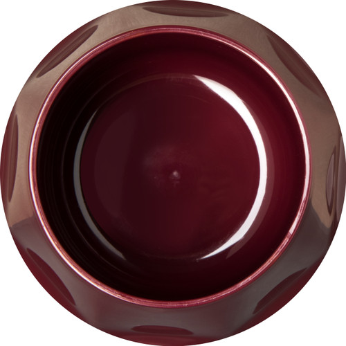 Stackable Bowl, 5 oz., insulated, Heritage Collection, cranberry (48 each per case) (4200/20H)