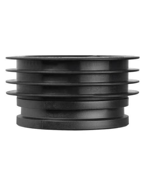 """Bar Maid®Fly-Bye™ Floor Drain Trap Seal, 3-1/2"""", one-way silicon valve, for 3-1/2"""" size pipe (6 individual retail packaged traps per case)"""