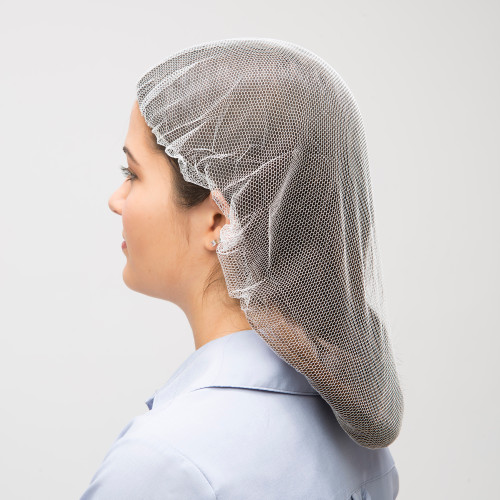 Comfortable, latex free elastic band. Essential for keeping hair out of the way during cooking or cleaning. Industries: Industrial, Food Service