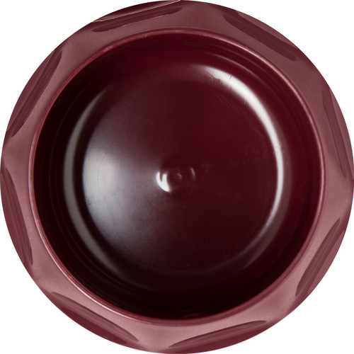 Stackable Bowl, 9 oz., insulated, Heritage Collection, cranberry (48 each per case) (4300/20H)