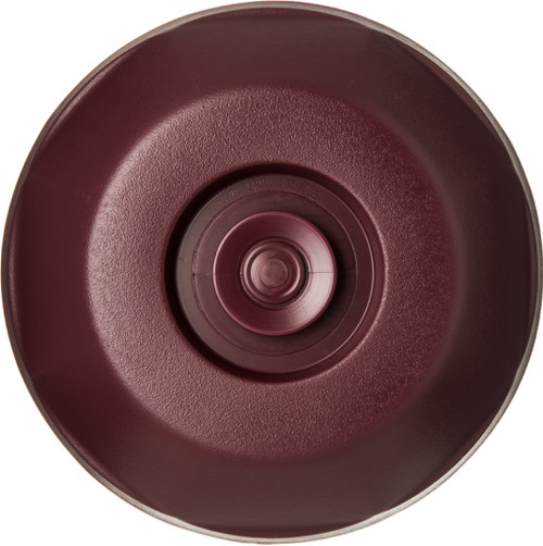 """Heritage® Insulated Dome, 10"""" dia., for 9"""" plate, stackable, cranberry (12 each per case) (4400/20H)"""