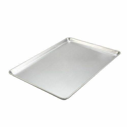 """Sheet Pan, full size, 18"""" x 26"""", closed bead, 18 gauge, 3003 aluminum"""
