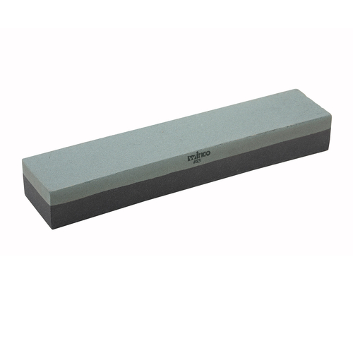 "Sharpening Stone, 12"" x 2-1/2"" x 1-1/2""H, rectangular, fine/medium grain, carbonized silicon"