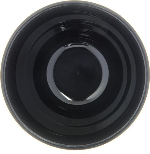 Pedestal Base Bowl, 5 oz., insulated, Turnbury®, onyx (48 each per case) (3200/11)