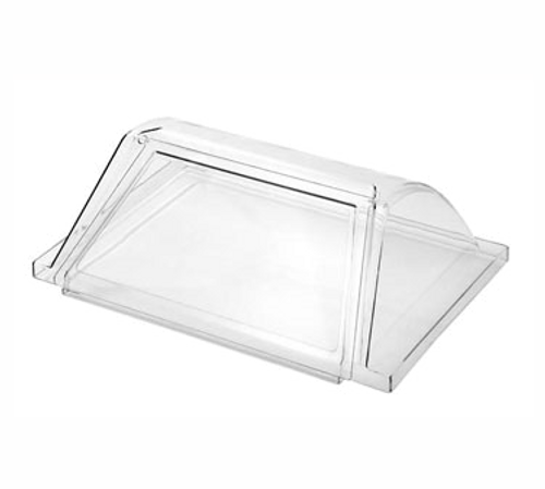 Sneeze Guard, for hot dog roller grill RG-09, acrylic, clear