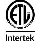 Intertek ETL Sanitation