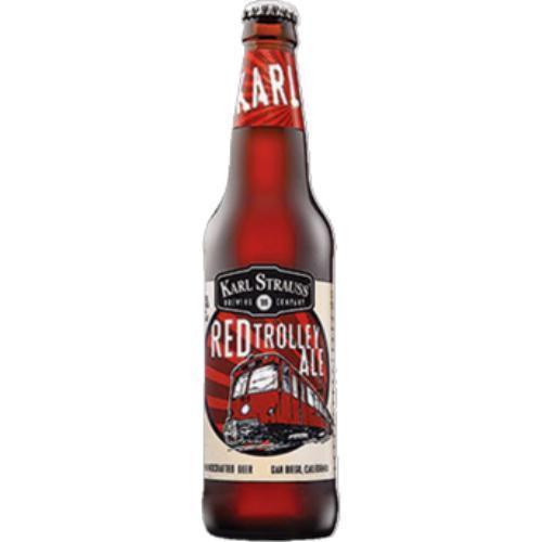 Karl Strauss Red Trolley Ale